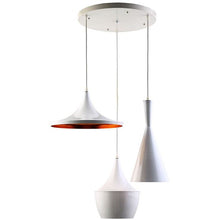Modway Furniture Modern Morph Aluminum Ceiling Fixture in White EEI-1552-WHI-Minimal & Modern