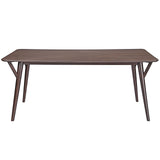 Modway Furniture Brace Modern Walnut Dining Table , dining tables - Modway Furniture, Minimal & Modern - 3