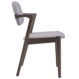 Modway Furniture Spunk Modern Dining Armchair , Dining Chairs - Modway Furniture, Minimal & Modern - 8