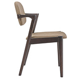 Modway Furniture Spunk Modern Dining Armchair , Dining Chairs - Modway Furniture, Minimal & Modern - 11