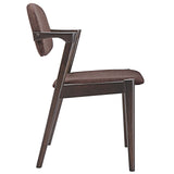 Modway Furniture Spunk Modern Dining Armchair , Dining Chairs - Modway Furniture, Minimal & Modern - 14