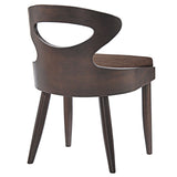 Modway Furniture Transit Modern Dining Side Chair , Dining Chairs - Modway Furniture, Minimal & Modern - 6