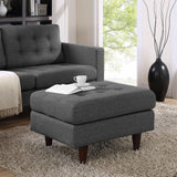 Modway Furniture Empress Upholstered Ottoman , Ottoman - Modway Furniture, Minimal & Modern - 28