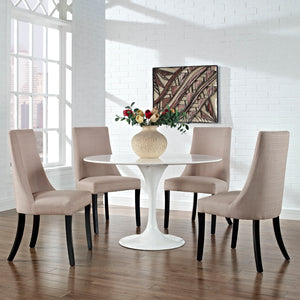 Modway Furniture Modern Reverie Dining Side Chair Set of 4