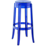 Modway Furniture Casper Modern Bar Stool Blue, Bar Stools - Modway Furniture, Minimal & Modern - 16