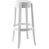 Modway Furniture Casper Modern Bar Stool White, Bar Stools - Modway Furniture, Minimal & Modern - 5