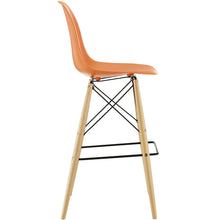Modway Furniture Pyramid Modern Bar Stool EEI-1701-Minimal & Modern