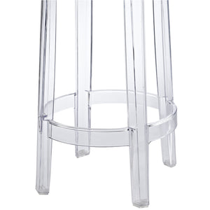 Modway Furniture Casper Modern Counter Stool EEI-171-CLR-Minimal & Modern