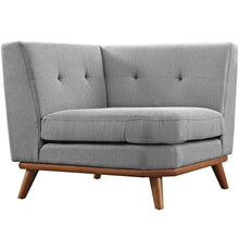 Modway Furniture Modern Engage Corner Sofa EEI-1796-Minimal & Modern