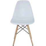 Modway Furniture Pyramid Modern Dining Side Chair , Dining Chairs - Modway Furniture, Minimal & Modern - 17