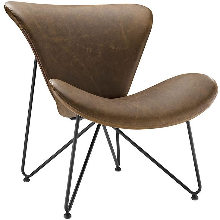 Modway Furniture Modern Glide Lounge Chair EEI-1807-Minimal & Modern