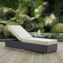 Modway Furniture Modern Convene Outdoor Patio Chaise Lounge EEI-1846-Minimal & Modern
