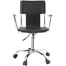 Modway Modern Studio Mid Back Adjustable Computer Office Chair EEI-198-Minimal & Modern