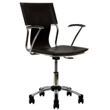 Modway Modern Studio Mid Back Adjustable Computer Office Chair - Minimal & Modern - 10