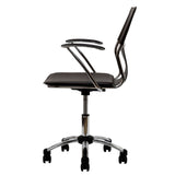 Modway Modern Studio Mid Back Adjustable Computer Office Chair - Minimal & Modern - 13