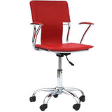 Modway Modern Studio Mid Back Adjustable Computer Office Chair - Minimal & Modern - 5