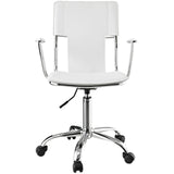 Modway Modern Studio Mid Back Adjustable Computer Office Chair - Minimal & Modern - 2