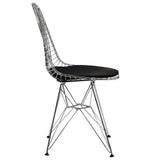 Modway Furniture Tower Modern Dining Side Chair , Dining Chairs - Modway Furniture, Minimal & Modern - 2