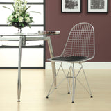 Modway Furniture Tower Modern Dining Side Chair , Dining Chairs - Modway Furniture, Minimal & Modern - 3