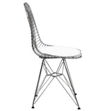 Modway Furniture Tower Modern Dining Side Chair , Dining Chairs - Modway Furniture, Minimal & Modern - 5