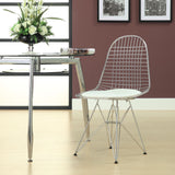 Modway Furniture Tower Modern Dining Side Chair , Dining Chairs - Modway Furniture, Minimal & Modern - 6