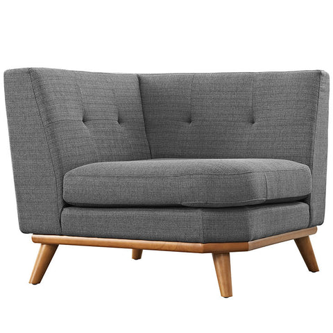 modway furniture modern fabric engage lshaped sectional sofa sofas modway furniture