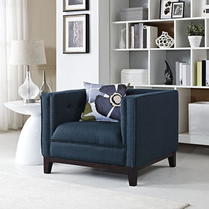 Modway Modern Fabric Upholstered Serve Armchair EEI-2134-Minimal & Modern