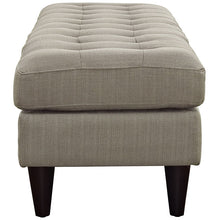 Modway Furniture Modern Upholstered Fabric Empress Bench , Benches - Modway Furniture, Minimal & Modern - 11
