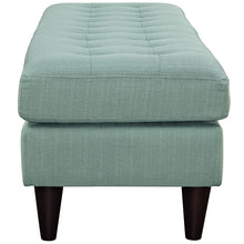 Modway Furniture Modern Upholstered Fabric Empress Bench , Benches - Modway Furniture, Minimal & Modern - 14