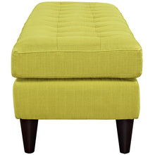 Modway Furniture Modern Upholstered Fabric Empress Bench , Benches - Modway Furniture, Minimal & Modern - 26