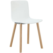 Modway Furniture Sprung Modern White Dining Side Chair EEI-215-WHI-Minimal & Modern