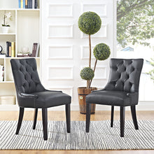 Modway Furniture Regent Vinyl Dining Chair - EEI-2222-Minimal & Modern