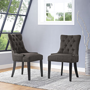 Modway Furniture Regent Fabric Dining Chair - EEI-2223-Minimal & Modern