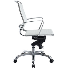Modway Modern Vibe Mid Back Adjustable Computer Office Chair EEI-227-Minimal & Modern