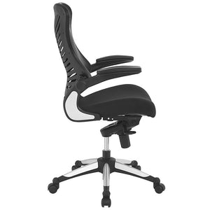 Modway Furniture Charge Office Chair - EEI-2285-BLK-Minimal & Modern