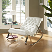 Modway Furniture Modern Canoe Rocking Chair EEI-235-Minimal & Modern