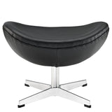 Modway Furniture Glove Leather Ottoman , Ottoman - Modway Furniture, Minimal & Modern - 19