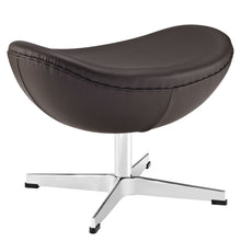 Modway Furniture Glove Leather Ottoman EEI-264-Minimal & Modern