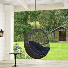 Modway Furniture Hide Outdoor Patio Swing Chair Without Stand - EEI-2654-Minimal & Modern