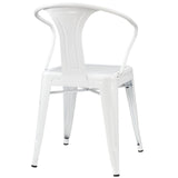 Modway Furniture Promenade Modern Dining Armchair , Dining Chairs - Modway Furniture, Minimal & Modern - 7
