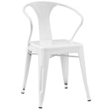 Modway Furniture Promenade Modern Dining Armchair , Dining Chairs - Modway Furniture, Minimal & Modern - 5