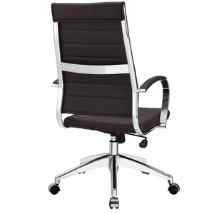 Modway Modern Jive High Back Adjustable Computer Office Chair EEI-272-Minimal & Modern