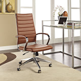 Modway Modern Jive High Back Adjustable Computer Office Chair - Minimal & Modern - 8