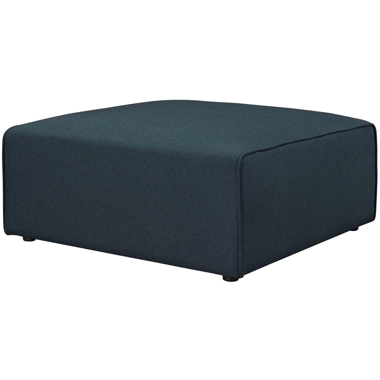 Modway Furniture Modern Mingle Fabric Ottoman - EEI-2726-Minimal & Modern