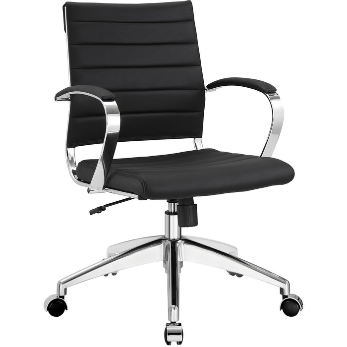 Modway Modern Jive Mid Back Adjustable Computer Office Chair EEI-273-Minimal & Modern