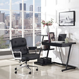 Modway Modern Remix Adjustable Computer Office Chair - Minimal & Modern - 16