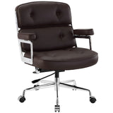 Modway Modern Remix Adjustable Computer Office Chair - Minimal & Modern - 9