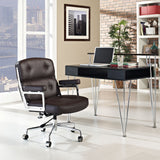 Modway Modern Remix Adjustable Computer Office Chair - Minimal & Modern - 12