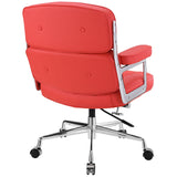 Modway Modern Remix Adjustable Computer Office Chair - Minimal & Modern - 7
