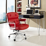 Modway Modern Remix Adjustable Computer Office Chair - Minimal & Modern - 8